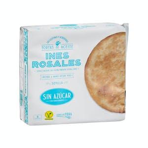 Mercadona Tortas De Aceite Inés Rosales Sin Azúcar Paquete 5 Ud 150 G Dmerka
